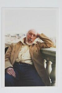 "WOLFGANG TILLMANS: ""Richard Hamilton"", 2005 Art-Postcard"
