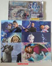 Panini Disney Frozen Photocard Sticker Pack Album Lot
