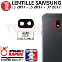 Lentille vitre arrière appareil photo Samsung J3 J5  J7 2017  Camera Glass Lens