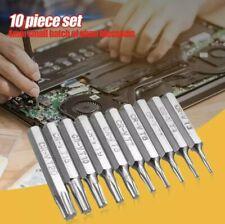 10pcs Torx Screwdriver Bit Set Hex Security Magnetic Head 28MM Screw Driver Bits