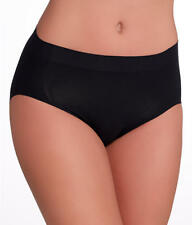 Wacoal BLACK Skinsense Hi-Cut Brief Panty, US Medium