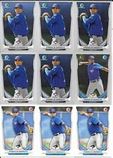 FRANKLIN BARRETO 2014 2015 Bowman Draft (19) CARD RC Lot A's Hot! RC Call Up!