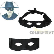 Black Fox Zoro Styles Eye Face Veil Mask for Masque Halloween Ball Dance Party