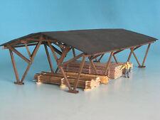 DUHA 21160 - Überdachung - Handarbeit aus Echtholz