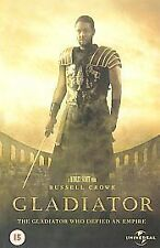 Gladiator VHS Video Tape - 2000 - Free UK P&P