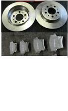 CHRYSLER 300C 3.0D 3.5 5.7 REAR BRAKE DISC VENTED BRAKE PADS REAR X 2 320MM