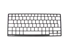 Genuine Dell Latitude E5250 Keyboard Lattice Shroud for UK Layout 83 Key 722DC