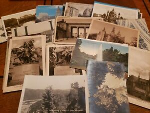 Foreign Postcard Lot Of 40 Vintage Cards (A3-2)