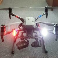2 Pack Police STROBE Anti Collision Lights for DJI Inspire 1 Pro inspire 2 Drone