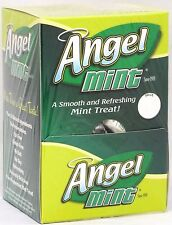 Angel Mint Soft Mints Candy 110 Count Box Classic Bulk Candies Peppermint Melt