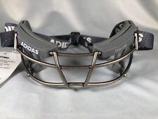 Adidas Oqular Eqt Grey Lacrosse Field Hockey Women's Sports Goggles Bs4313 Nwt