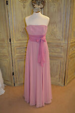 Alfred Angelo Formal Dress Size 11 Style 7017 Bridesmaid Wedding Ball Gown Party