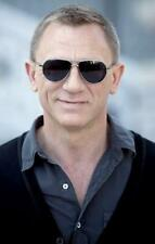 James Bond Skyfall Tom FORD Marko TF 144 08b Gunmetal Black Sonnenbrille Größe 58