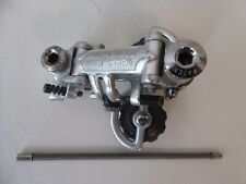 Vintage Campagnolo Nuovo Record Rear Derailleur Patent 73 plus NOS outer Cable
