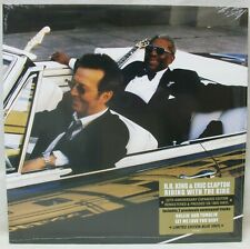 Eric Clapton BB King - Riding With King 2lp Vinyl Indie Limited 180gm Blue
