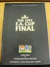 14/05/1994 FA Cup Final: Chelsea v Manchester United [At Wembley] (very slight c