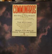 """Communards So Cold The Night Limited Edition Multimix 12"""""""