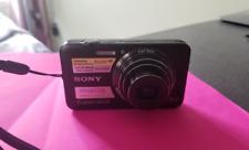 Sony Cybershot DSC-WX9 16.2MP Digital Camera - Black