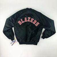 NWT VTG NBA Portland Trail Blazers Chalk Line Jacket Adult Large