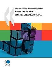 Pour une Meilleure Aide Au déVeloppement Efficacité de l'Aide : Rapport...