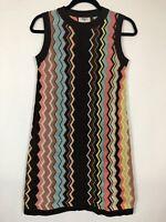 Missoni for Target Colore Zig Zag Crewneck Sweater Women's Dress Sz XS NWT