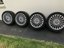 2016 Ford mondeo Titanium Wheels And Tyres