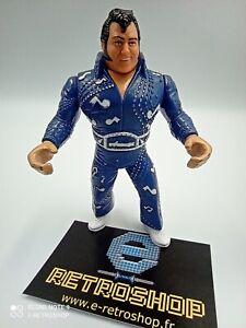 Figurine catcheur The HONKY TONK MAN WWE WWF HASBRO 1990 Titan sport