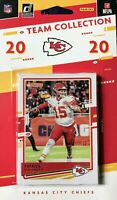 2020 Donruss NFL Chiefs Team Set 🏈 Rated Rookie Clyde Edwards-Helaire #321 RC