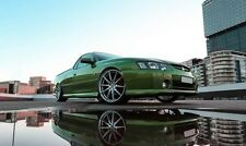 "20"" G.MAX - NVEUS Flow Forged RANA Wheel & Tyre Package : Commodore, HSV"