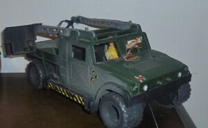Jurassic World jurassic park Humvee Avec Figurine