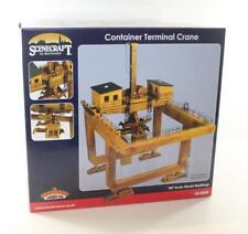 Bachmann Scenecraft 1:76 44-0009 Container Terminal Crane New FNQHobbys