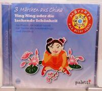 Märchen aus aller Welt + CD + 3 Geschichten aus China + Hörbuch für Kinder ab 5