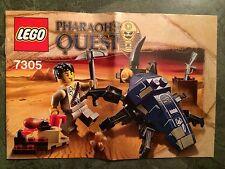 Lego Scarab Attack (7305)