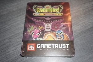 Guacamelee Gametrust Collection Collector's Edition (PC) NEW Factory Sealed