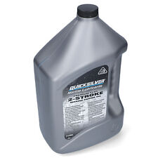 Quicksilver Premium Plus 2-Takt Außenborderöl 92-858027QB1 2-Stroke Outboard Oil