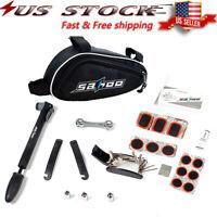 Bike Repair Tool Kit. Tire Puncture Repair Kit, 16 in 1 Bike Multi Tool
