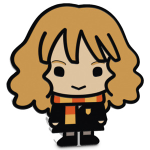 2020 Chibi Coin Collection HARRY POTTER™  – HERMIONE GRANGER™ 1oz Silver Coin