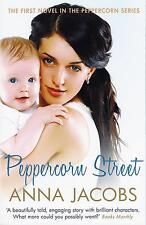 Peppercorn Street - Anna Jacobs - Brand New Paperback