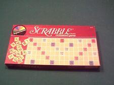1976 SCRABBLE GAME COMPLETE UNUSED