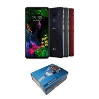 "LG G8 G820 ThinQ (AT&T Unlocked)  4G LTE 6.1"" 16MP 128GB GSM Smartphone"