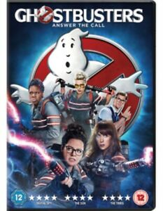 Ghostbusters: Answer The Call (2016) DVD *NEW & SEALED*