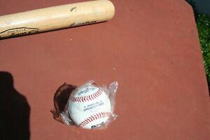 Rawlings Official APPALACHIAN LEAGUE Baseball (1 NEW Minor League Ball)