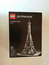 LEGO ARCHITECTURE 21019 -Tour Eiffel-Eiffel Tower- boite neuve et  scellée