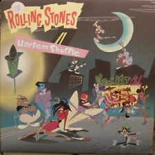 THE ROLLING STONES - Harlem Shuffle -  CANADA - Promo12in Single oop rare L@@K