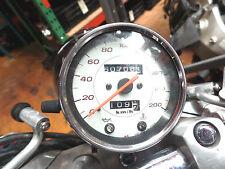 Honda VT1100 11/03 Model Instrument Cluster, Speedo, Gauges