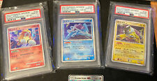 EXTREMELY RARE Pokemon ShiningDarkness 1stEd SEQUENTIAL PSA10 RaikouSuicuneEntei