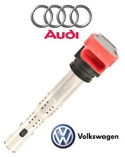 Audi A4 A5 A6 Quattro S5 S6 VW Touareg Ignition Coil With Spark Plug Connector