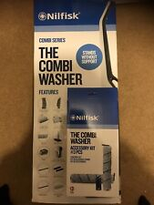 Nilfisk Combi Washer with Accesory Kit Brand New