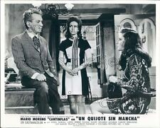 Lovely Actress Lupita Ferrer Un Quijote Sin Mancha Cantinflas Press Photo