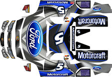 Losi 5ive T  Ford motorsports Theme wrap decals stickers  BIG FLEX ROVAN